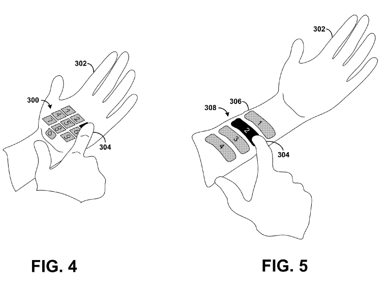 methods and systems for a virtual input device  fig 4