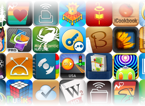 Apple: New iOS Apps [December 04, 2012]