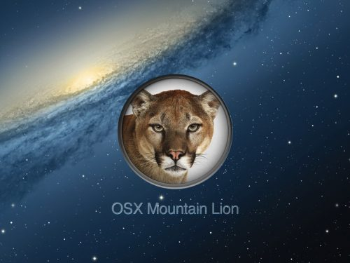 OS X Mountain Lion Golden Master released