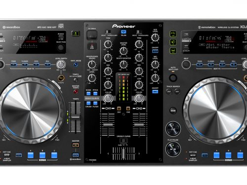Pioneer Integrates iPad/iPhone/iPodTouch Control in XDJ-R1 DJ System