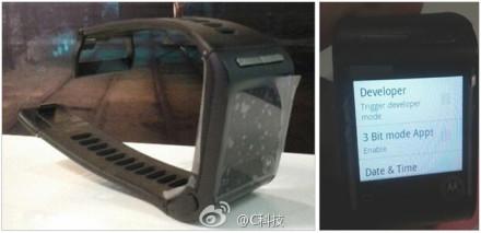 Is This Motorola's Smartwatch?