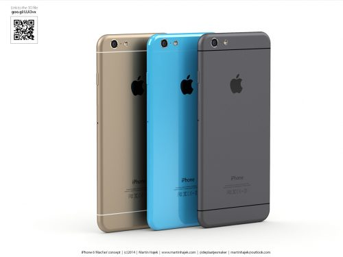 """New Report Suggests iPhone 6 To Have Curved Display And """"Rounded"""" Edges"""