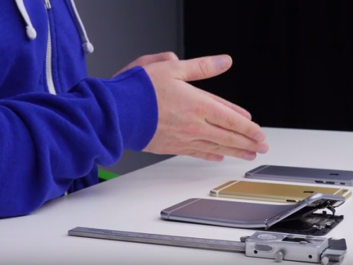 New Video Shows iPhone 6s Shell Is Stronger Than iPhone 6