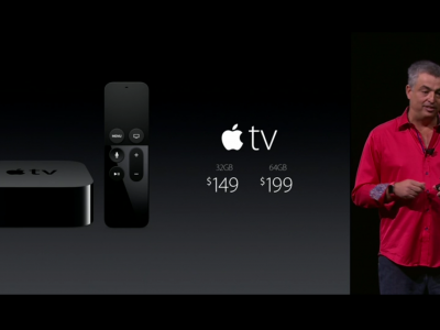 Apple Launches The All New Apple TV (Photos)