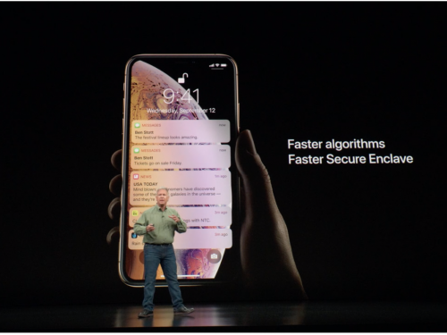 Apple Announces iPhone Xs,  iPhone Xs Max and iPhone Xr