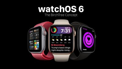 Bloomberg: Apple to Unveil Apple Watch Series 6 And New iPad Air